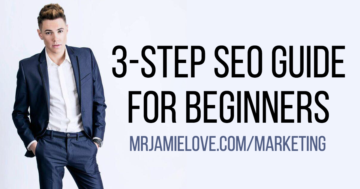 3-step SEO GUIDE